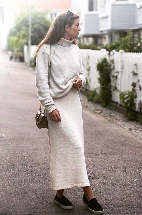 White knits