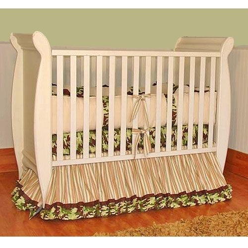 Little Trooper Crib Bedding Set