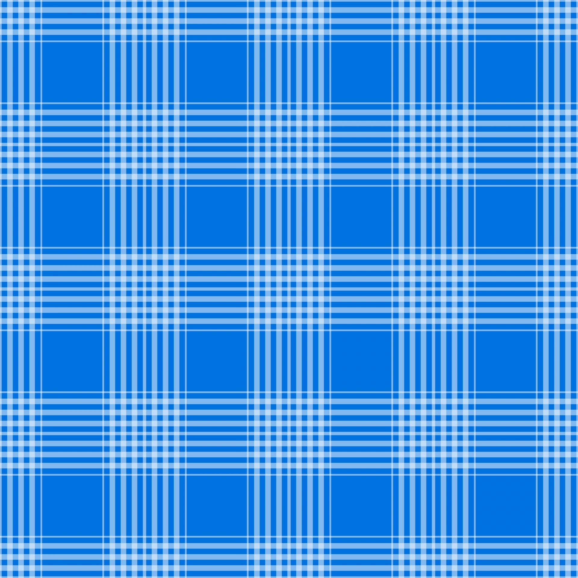 Plaid Checks Background Blue Free Stock Photo Blue
