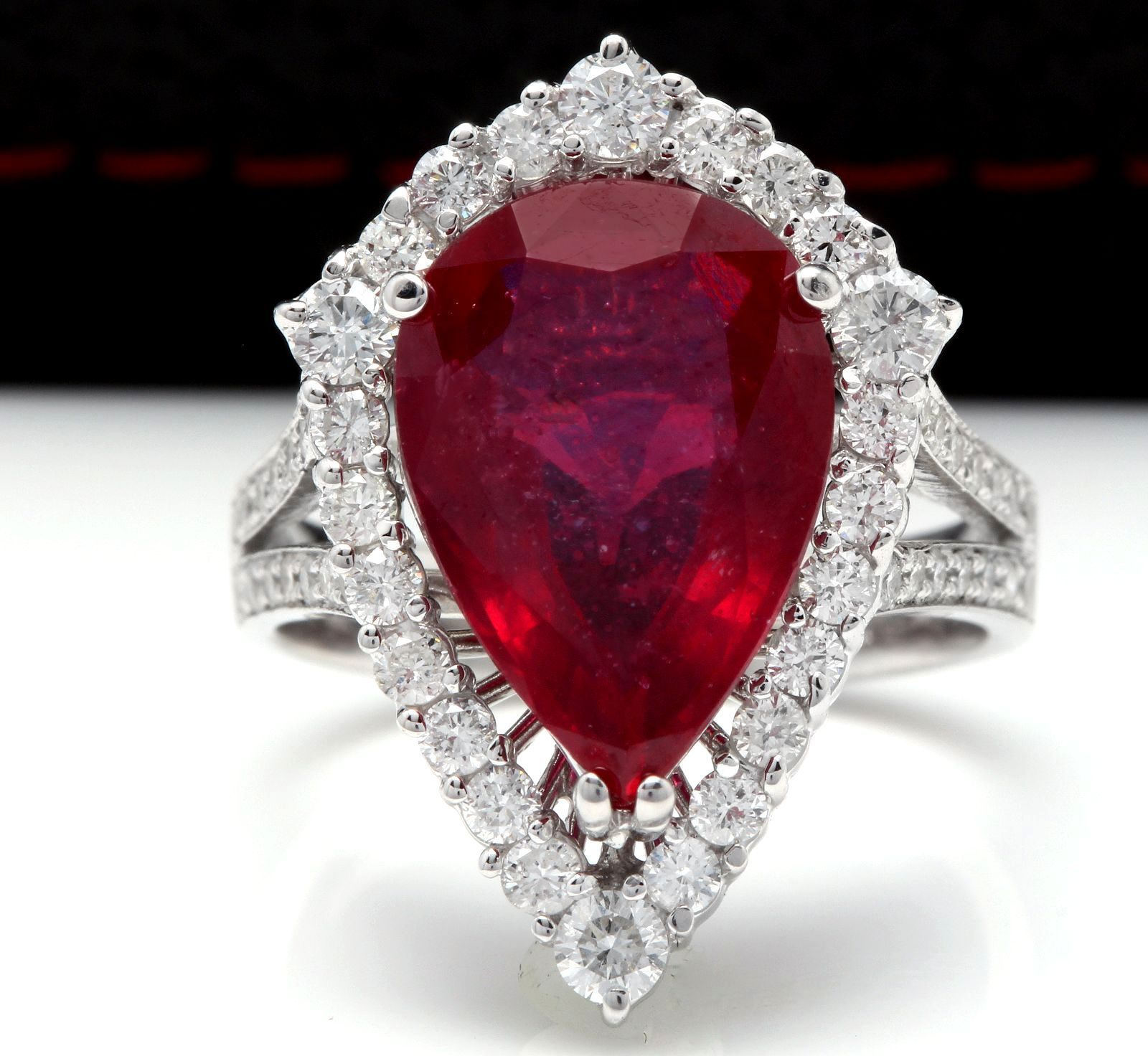 rings three h diamond white and bezel si ring janelle i natural ruby set in stone gold engagement