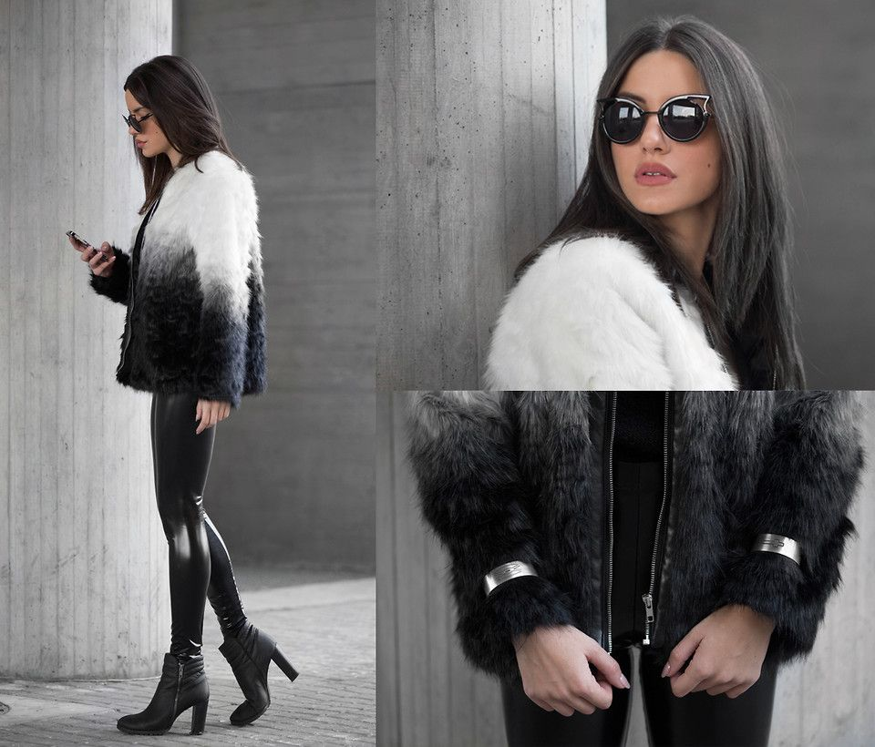 christina f. - ombre blvck | winter outfits | pinterest | black