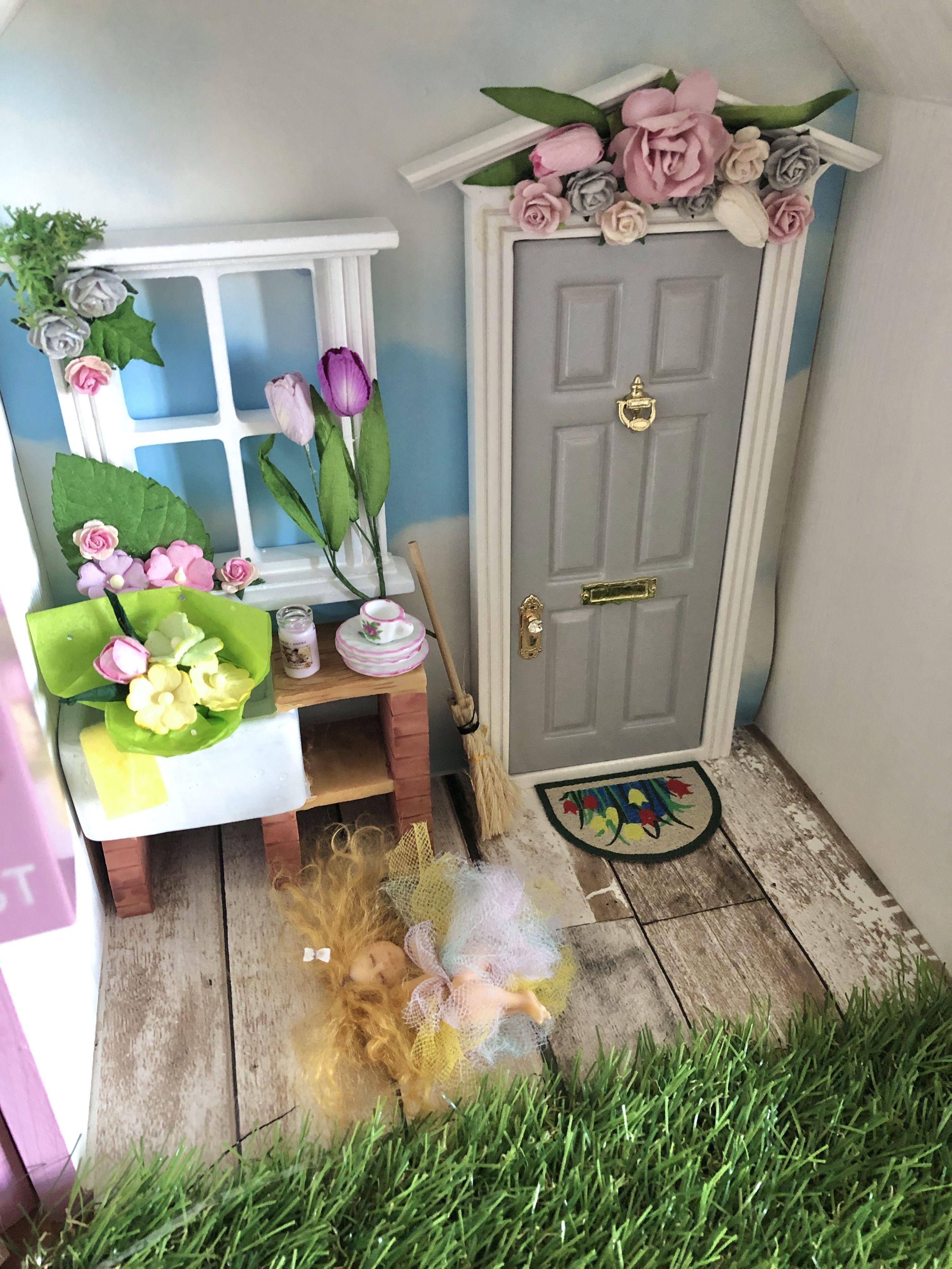 Free Fairy Door Accessories Fairy Doors Fairy Beautiful Fairies