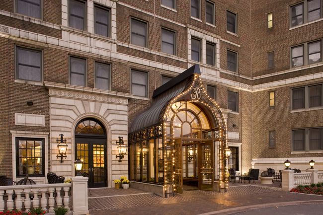 Raphael Hotel Legendary Boutique Part Of The Historic Hotels America Spectacular
