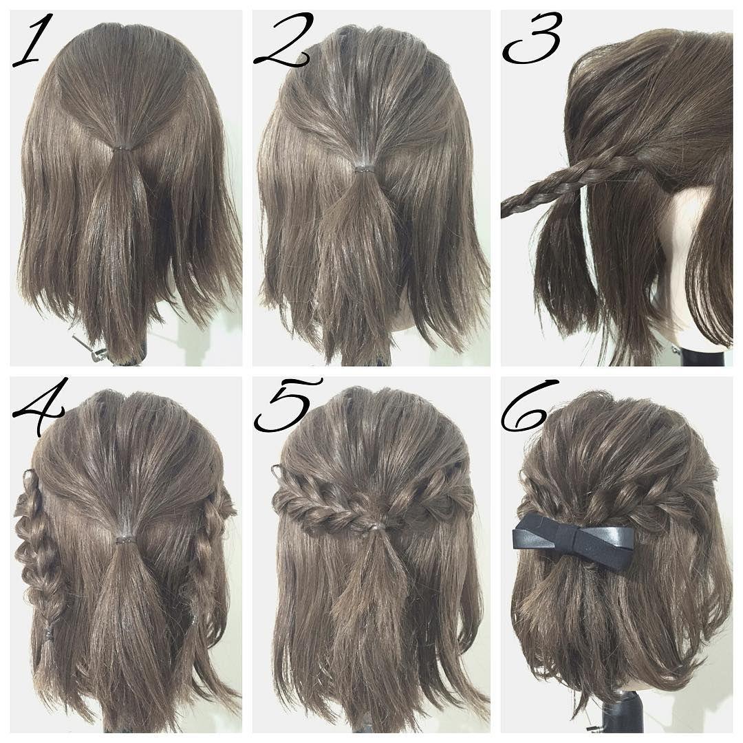 Easy Prom Hairstyles Inspiration 冬のダウンヘアは「編み込み&三つ編み」で垢抜ける♡お洒落アレンジ7選