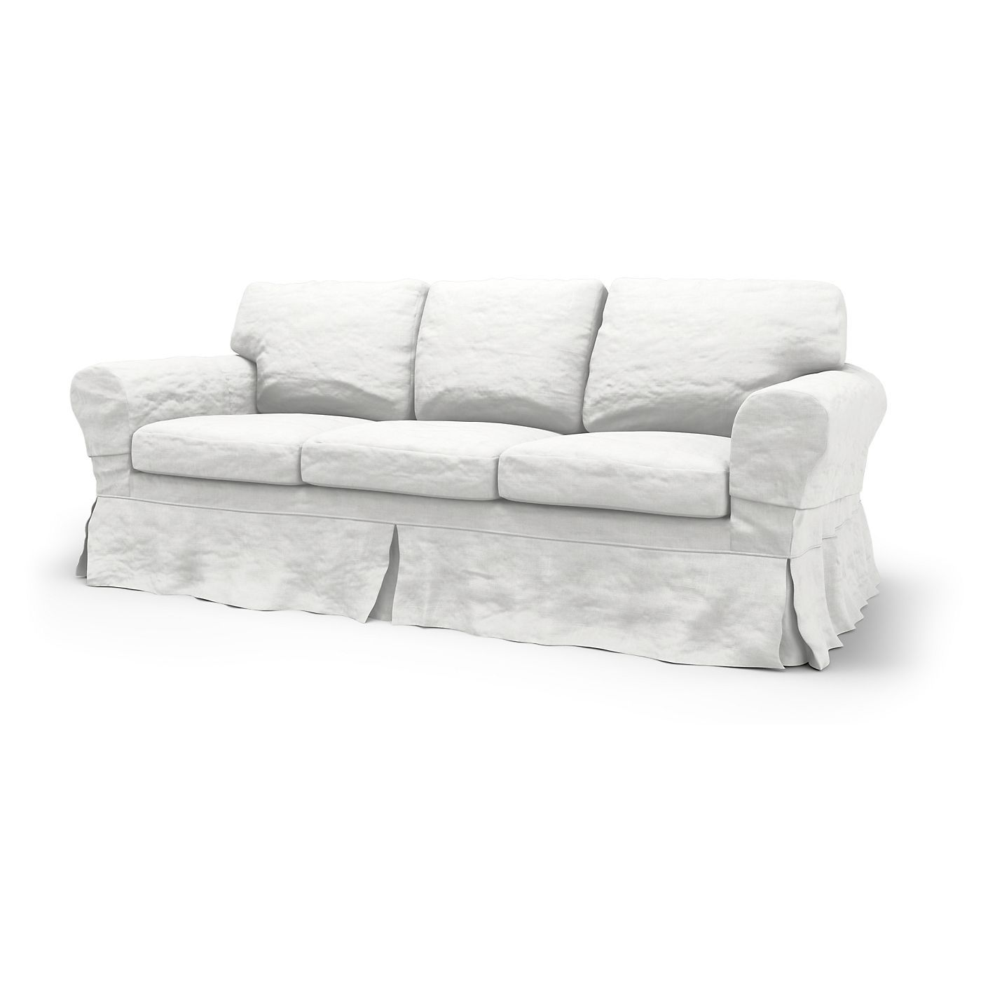 Ektorp 3 Seater sofa cover Loose Fit Country