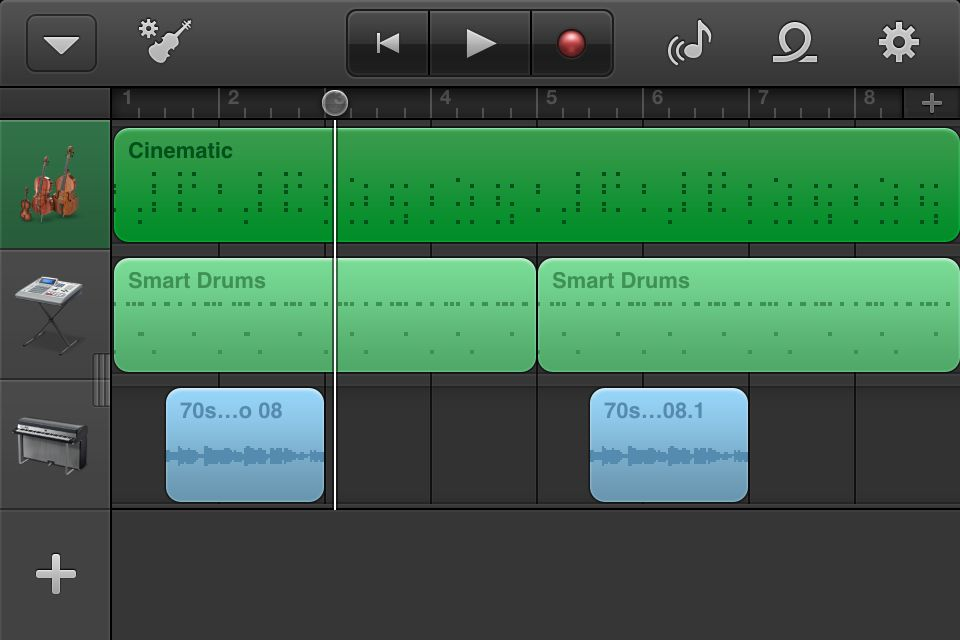 Garageband Is One Of The Best Mobile Music Apps Out There Mobile Music Music Best Mobile