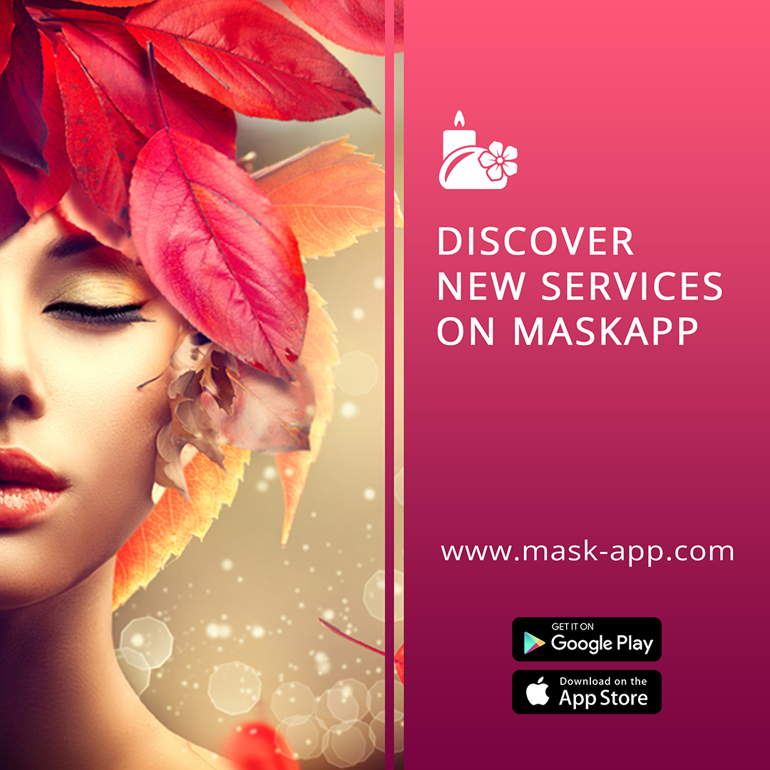 Discover new services on maskapp. Visit at ; https//mask