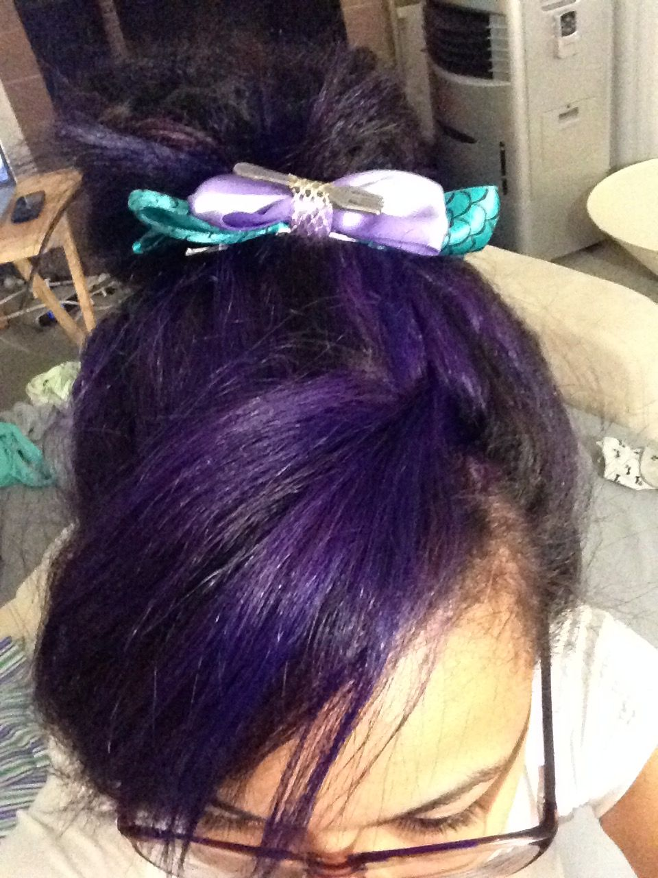New Hair Used Splat Purple Desire Different Makeup Looks Hair Beauty Hair Color