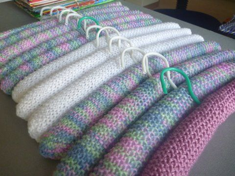 Free knitpatterns knitted coat hanger covers lets get find here our best free patterns frugal knitting haus dt1010fo