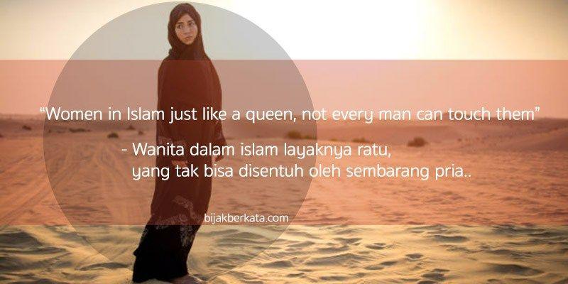Kata Mutiara Islam Bahasa Inggris Singkat Bahasa Bijak Islam