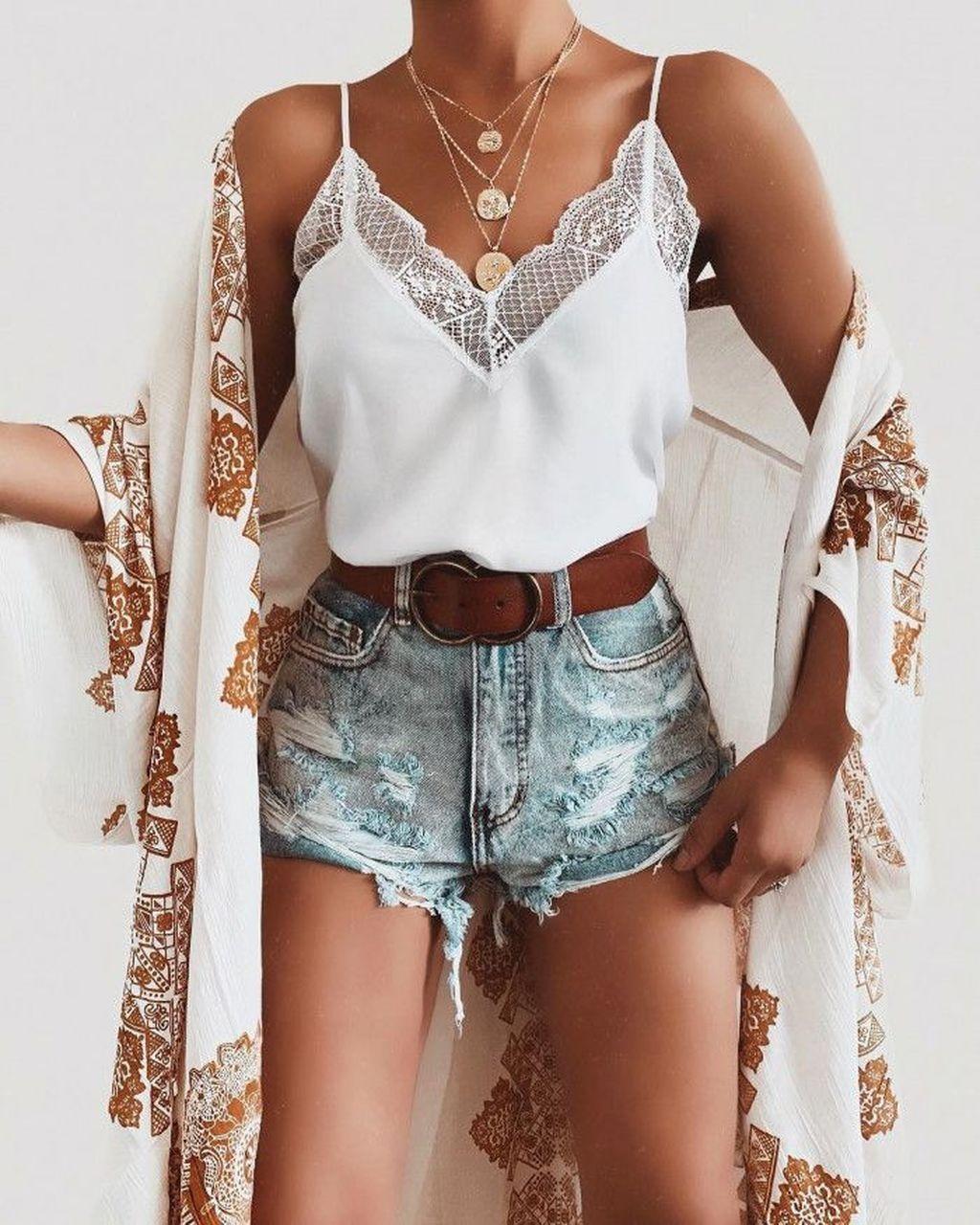 45 Simple Boho Fall Outfits Ideas