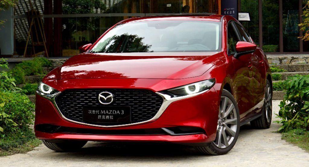 New Mazda3 Wins 2020 China Car Of The Year Award Carscoops Mazda 3 Audi Car