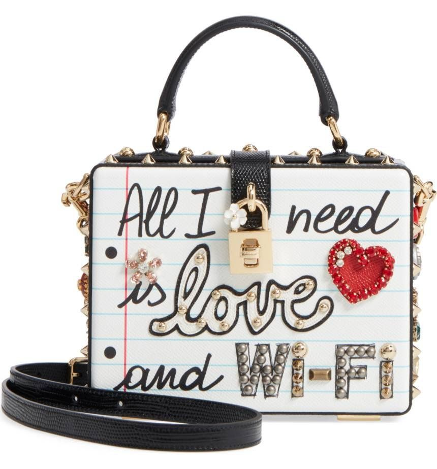 41d18f4d4210 Dolce Gabbana playfully re-create the days of passing love notes in ...
