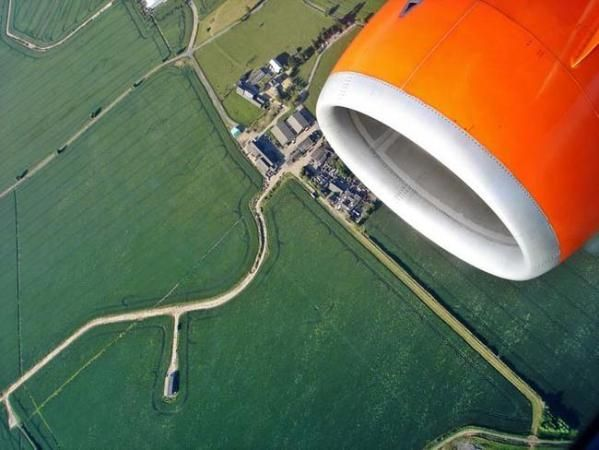 It's Amazing What Some People Can Spot From An Airplane. These 10 Photos Are Mind Blowing