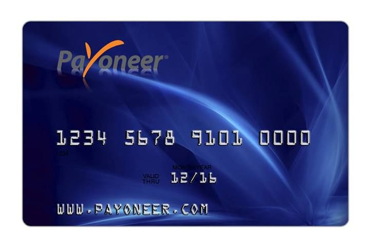 Submission for the Payoneer Card Design Contest #PayoneerDesign