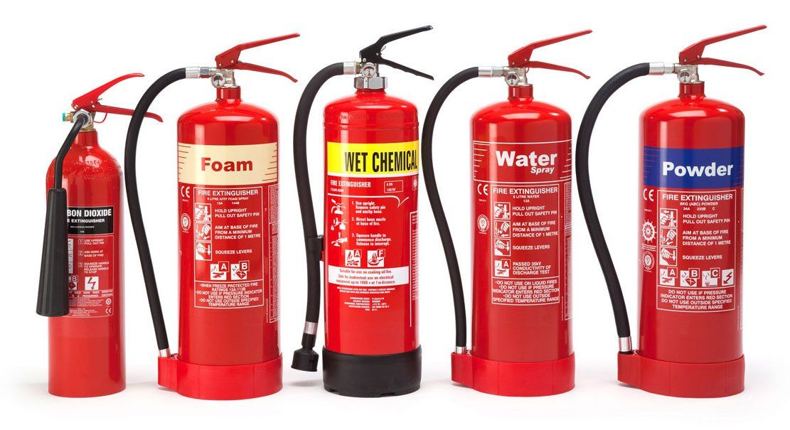 Choose The Right Fire Extinguisher For Your Store Fireextinguisher Fire Extinguisher Extinguisher Fire Extinguishers