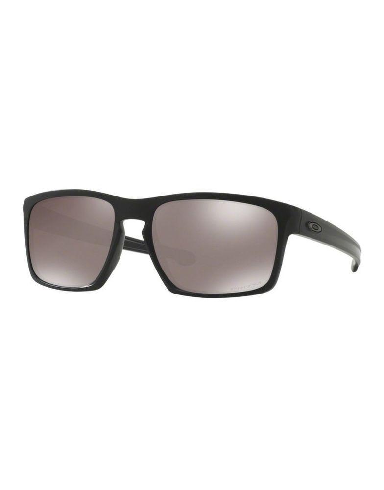 b52aadf217 Sunglasses OAKLEY SLIVER 9262-44 Matte Black Prizm Polarized (eBay Link)