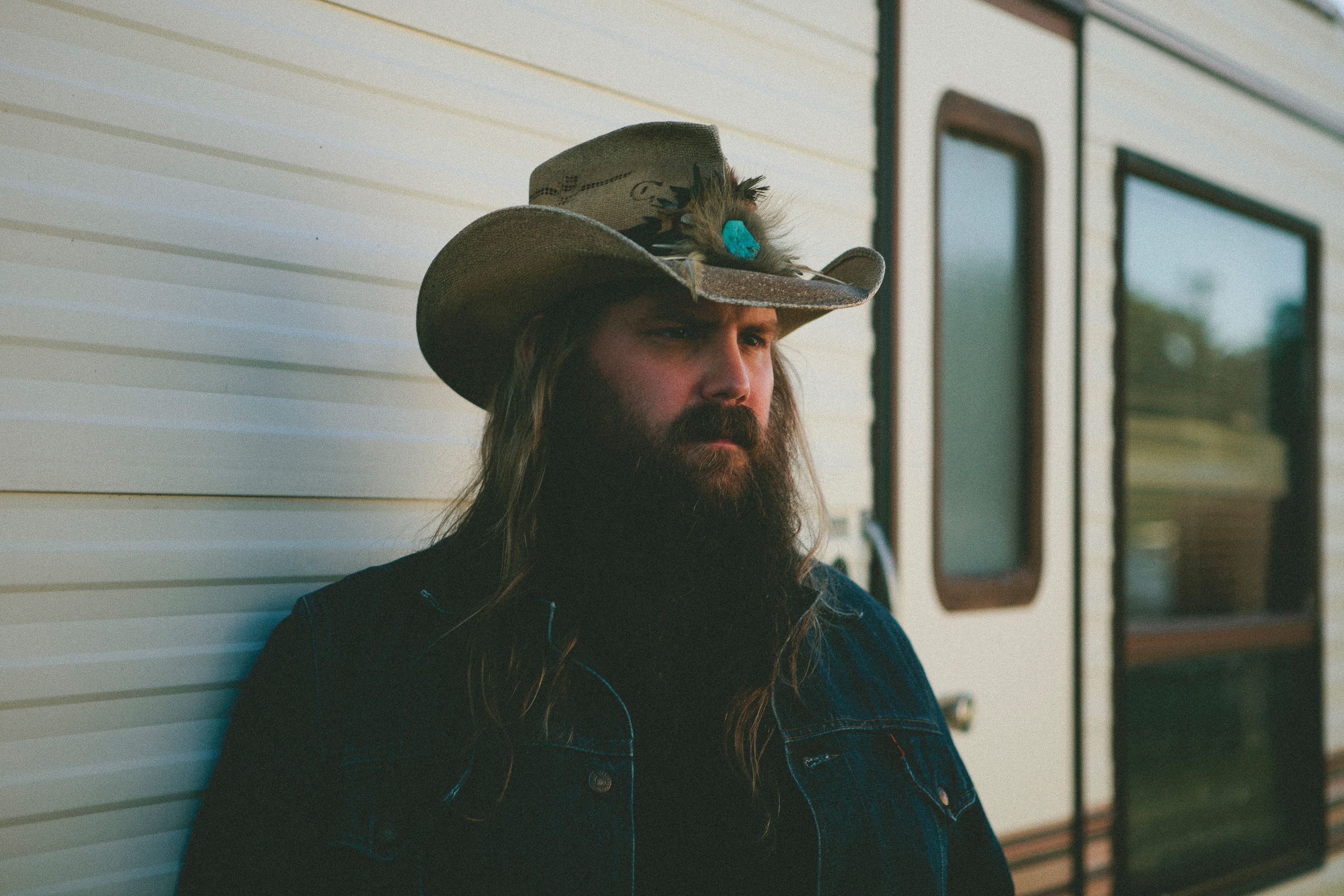 Chris stapleton shares thoughts on his diverse writing
