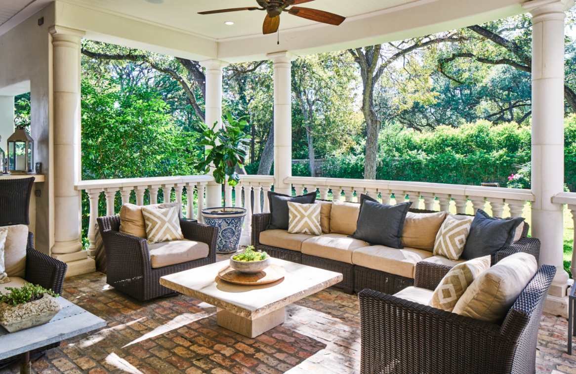 Nic Abbey Luxury Homes in 2019 | Outdoor furniture sets ... on Fine Living Patio Set id=13383