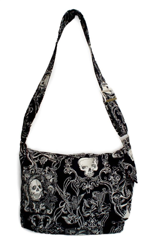 Victorian Gothic Diaper Bag