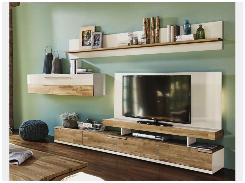 meilleur de meuble tv mural bois massif