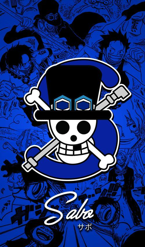 One Piece Wallpapers Mobile : New World , Sabo by Fadil089665 on DeviantArt