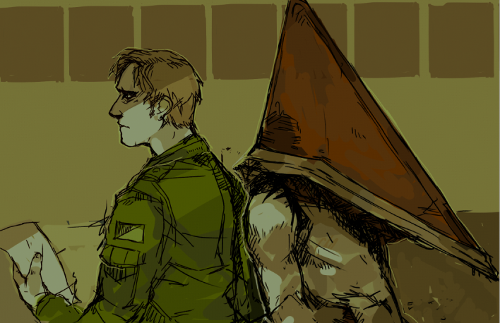 Pin By Sophie On Silent Hill Love