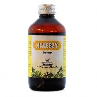 Charak Haleezy Syrup is an ayurvedic medicine for mild / chronic