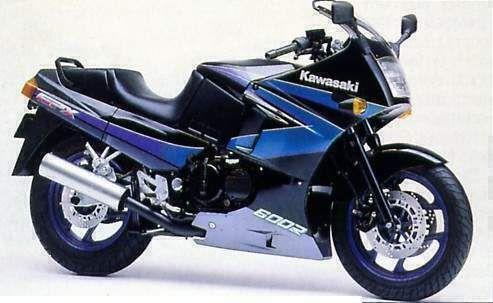 gpx 600r ninja, 1987-1988 | kawasaki | pinterest | kawasaki ninja
