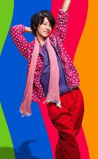 colourful Takeru