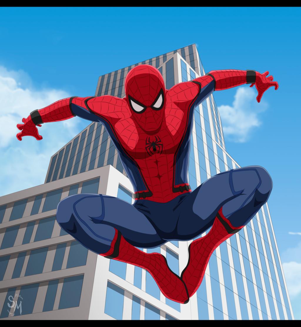 by FabianSM on deviantart Spiderman, Spiderman comic