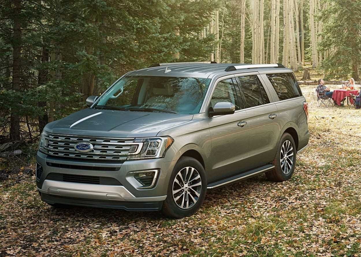 Ford Expedition 2018 2019 4th Generation Of The American Giant