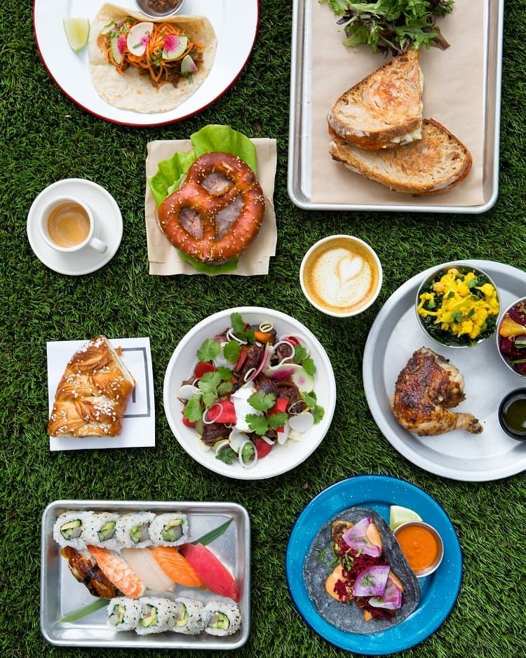 From Best Takeout To Farmers Market Cookie Here Are The Restaurants In Austin Tx 2018
