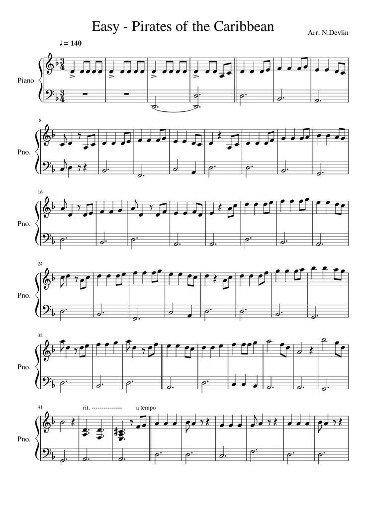 Musiknoten von Niall Devlin für 2 Teile: Klavier,  #devlin #klavier #musiknoten #niall #teile - UNTERHALTUN #pianomusic