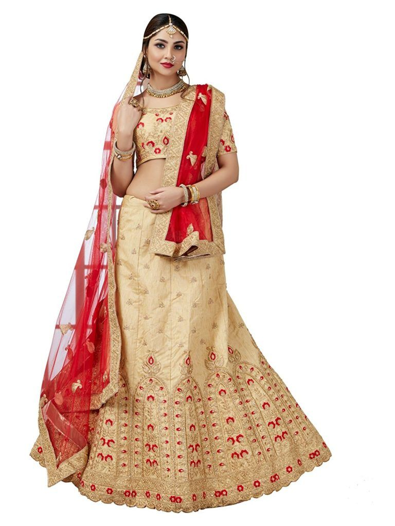 Top 10 Indian Designer Bridal Dresses Less Than Rs 10,000 | Women ...