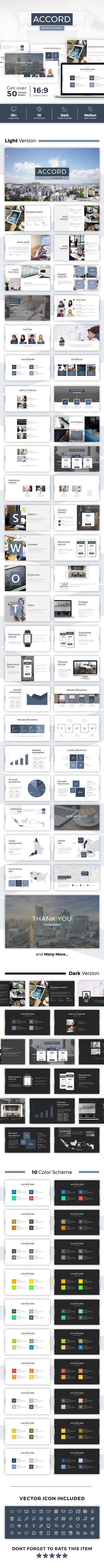 Accord  Business Presentation  Business Presentation Business