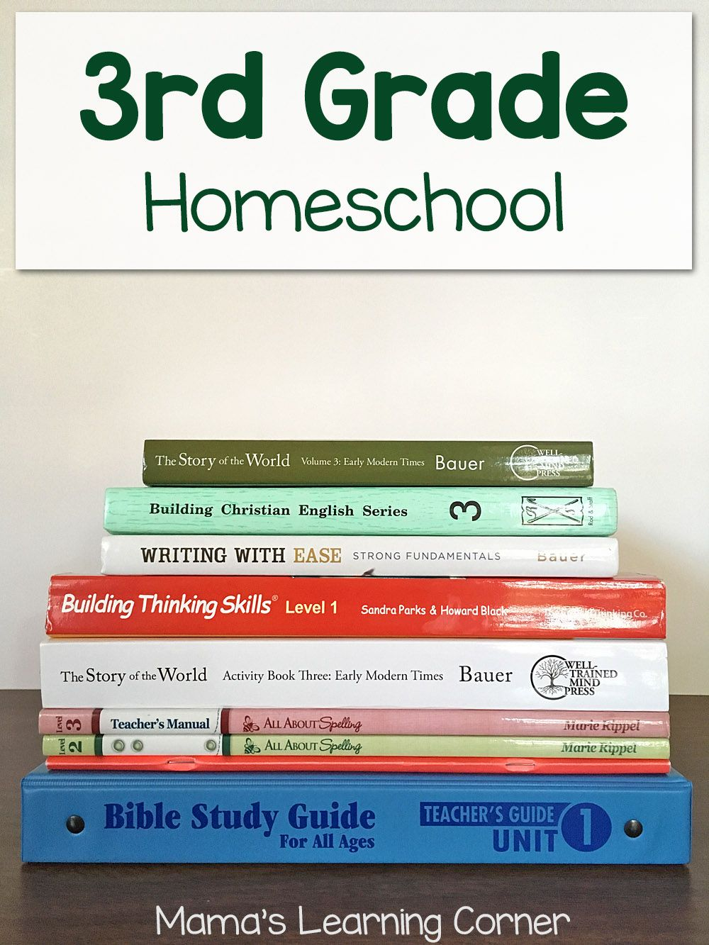 Third Grade Homeschool Curriculum Plans For 2017 2018 Best Of