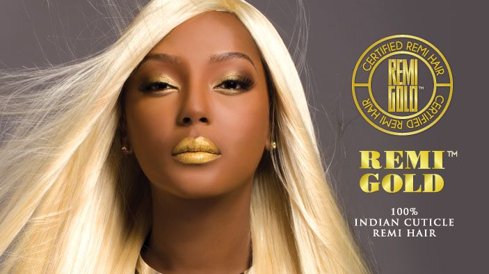 Remi Gold 100 Indian Cuticle Hair