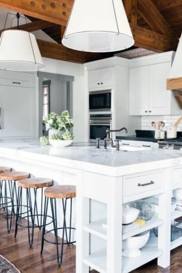 Top 50 Best Kitchen Island Lighting Ideas - Interi