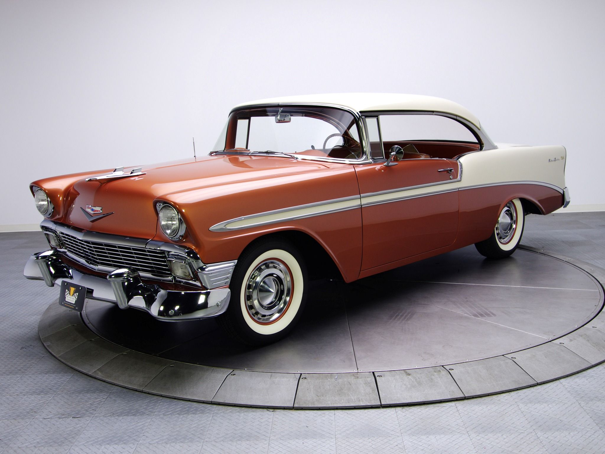 1956 chevrolet bel air for sale classic car liquidators - 1956 Chevrolet Bel Air Sport Coupe
