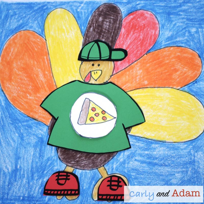 Turkey Trouble Thanksgiving Read Aloud STEAM Activity #disguiseaturkeyideas