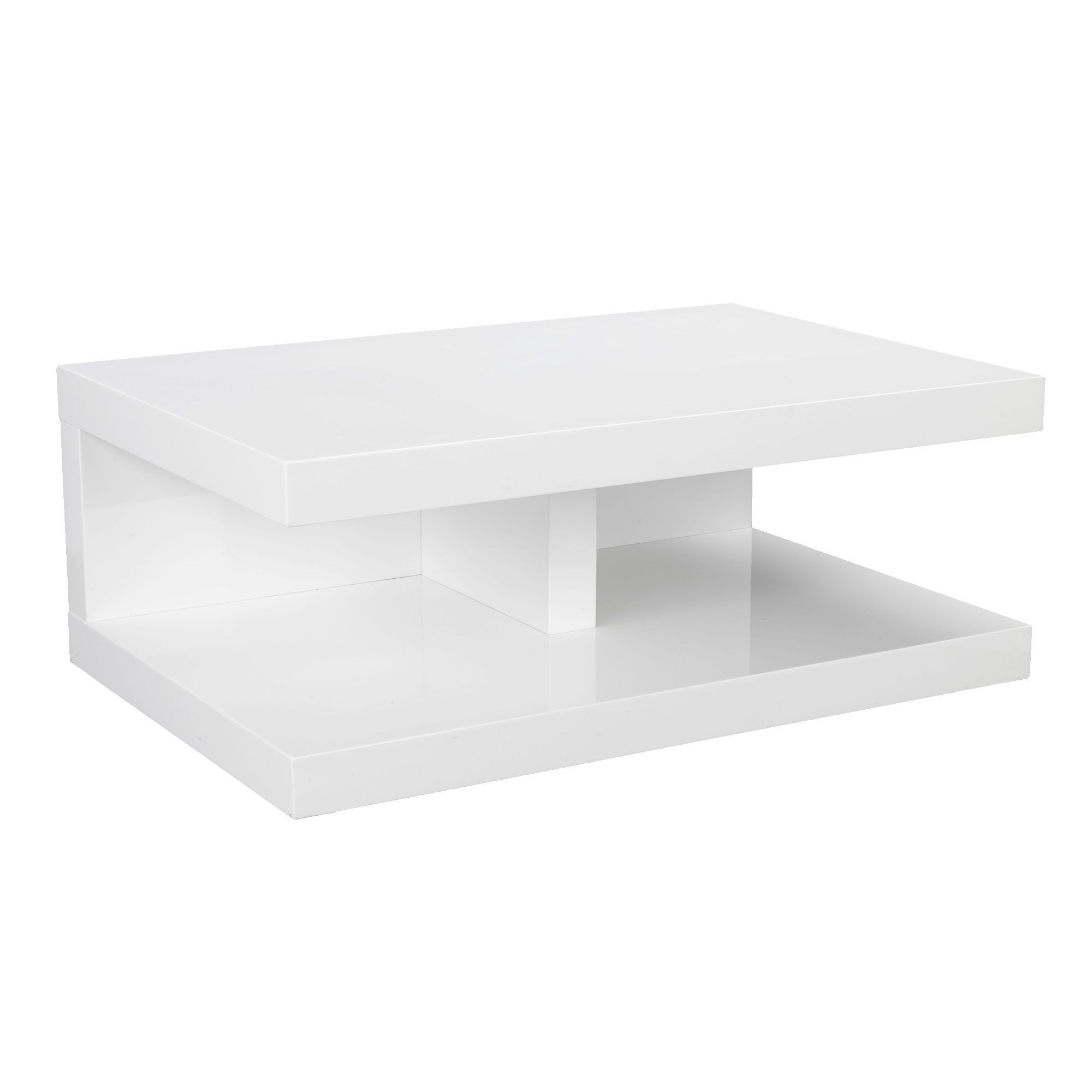 bef595b420cba4be98696f206b58a7c6 Frais De Table Basse Blanche Rectangulaire