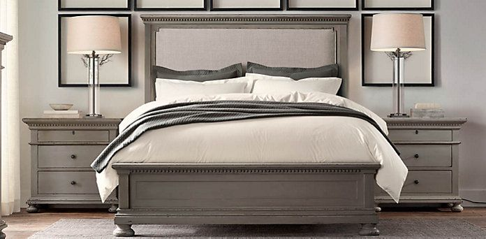 RH\'s Bedroom Collections:At Restoration Hardware, you\'ll explore an ...
