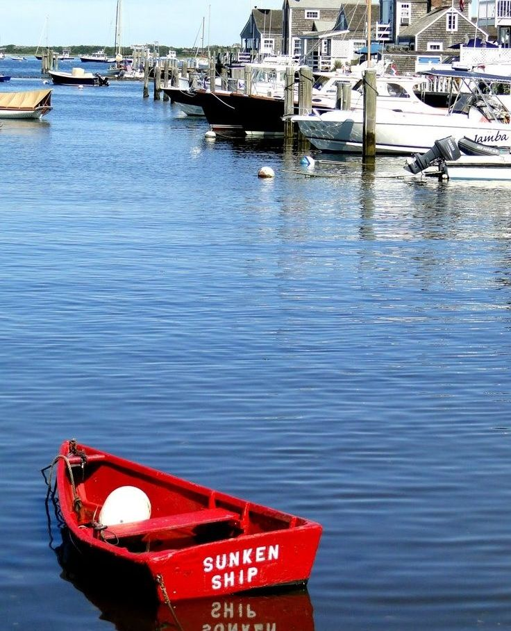 Buoyant, cheerful and never gives up. 🚣🤗💪NantucketWhaler