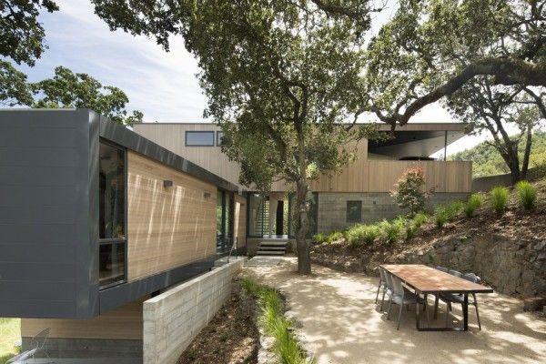 Habitation par Shands Studio Les architectes, Ce magnifique et Les