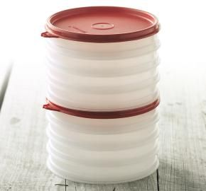 Tupperware | Hamburger Press Freezer Set! Online Exclusive: Save 35% With  This Storage