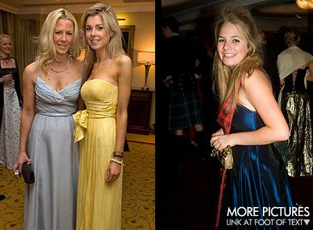 In Town Last Night: the Royal Caledonian Ball