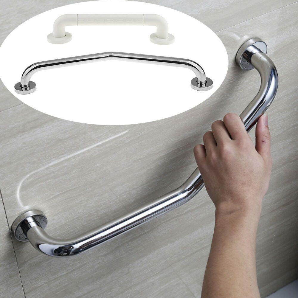 2 Stucke Dusche Bad Haltestange Griff Badehilfe Sicherheit Handgriff