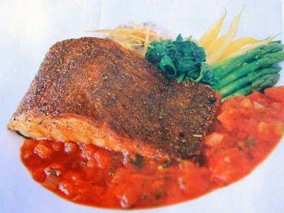 Kosher Recipe: Spicy Moroccan Salmon   Gourmet Kosher