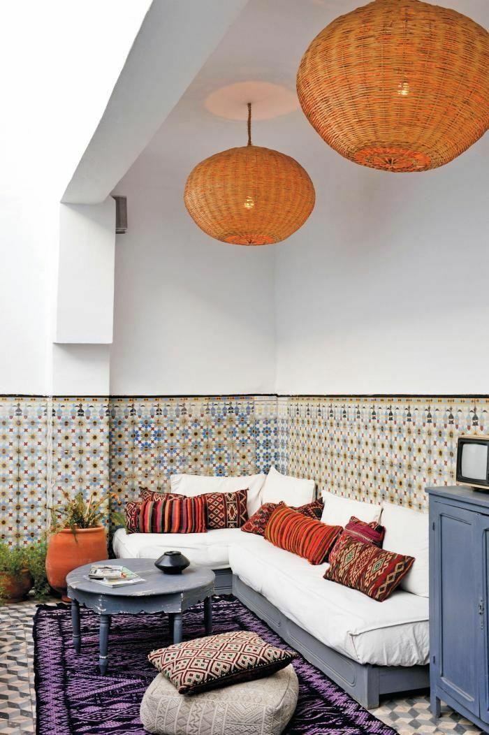 25 tipps und tricks wie sie ihre terrasse neu gestalten ideen f r garten terrasse m bel - Wohnzimmer orientalischer stil ...